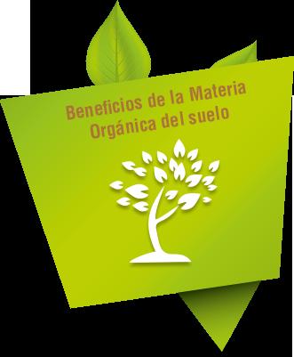 Beneficios de la Materia Orgánica en el suelo